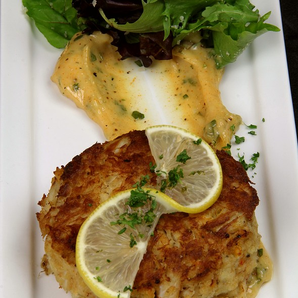 East Coast Crab Cake - Medici in Normal, Normal, IL