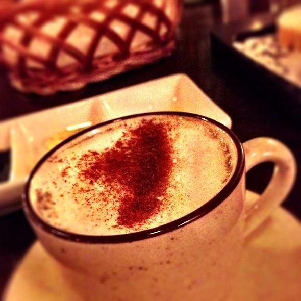 Mushroom Cappuccino Soup @ Epilogue