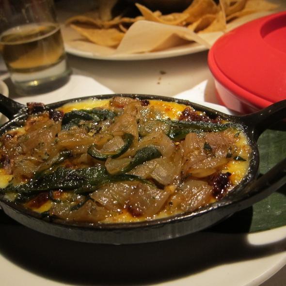 Queso Fundido con Chorizo @ Frontera Grill