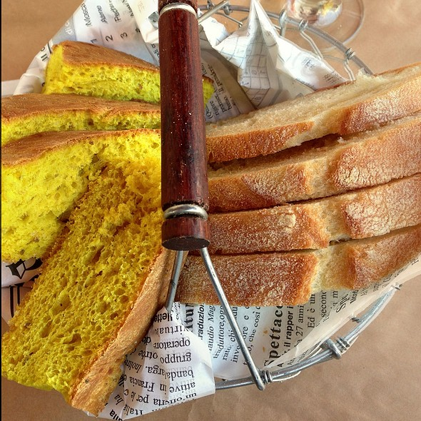 Bread - Locanda del Lago, Santa Monica, CA