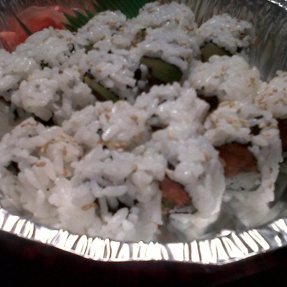 Sushi @ Tono Sushi