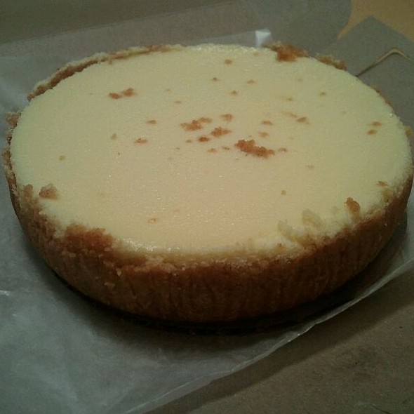 Cheesecake @ Eileens Special Cheesecake