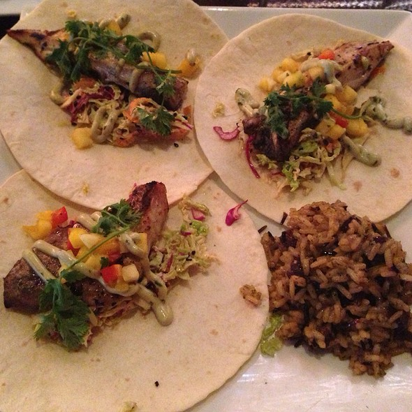 Mahi Mahi Tacos - Sterlings Bistro, Sterling Heights, MI