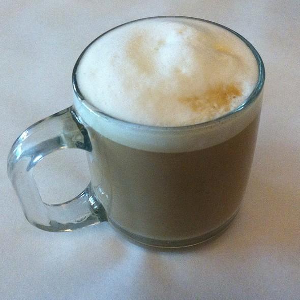 Cafe au lait @ Brasserie JO