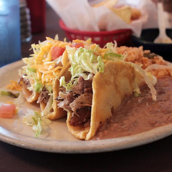Carnitas Pork Tacos