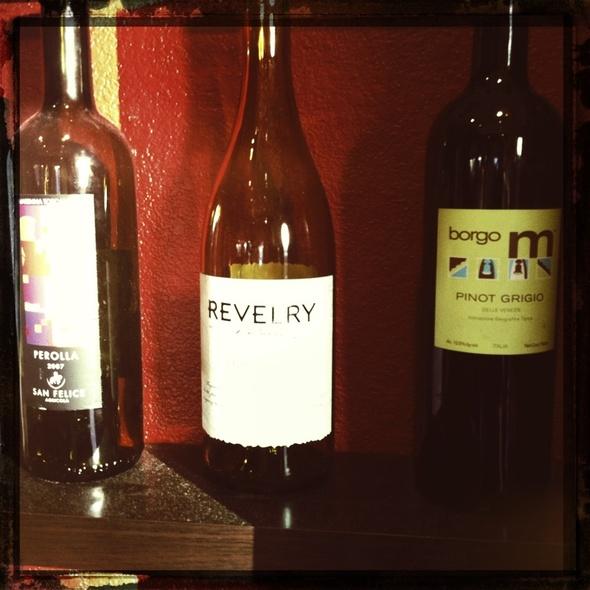 Wine @ Caffe Medici