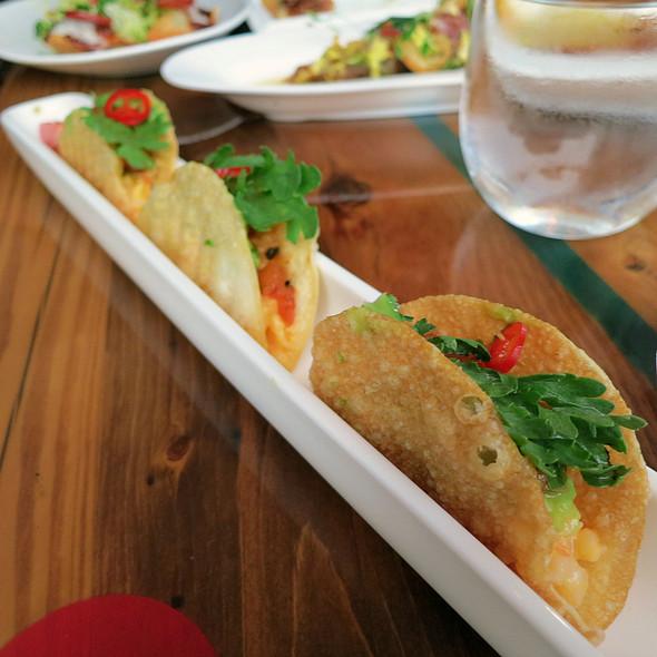 Shrimp Tacos @ Bent