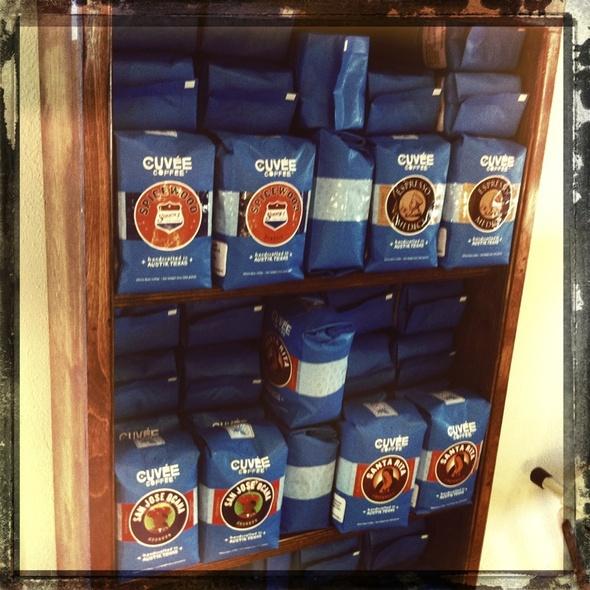 Cuvée Coffee @ Caffe Medici