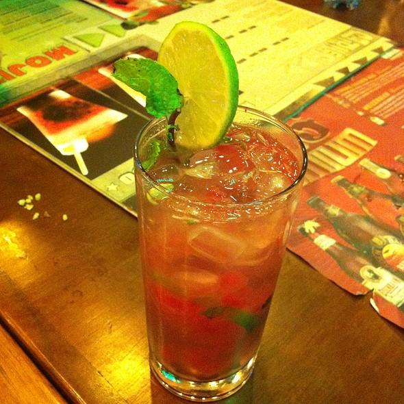 Watermelon Mojito @ Devassa