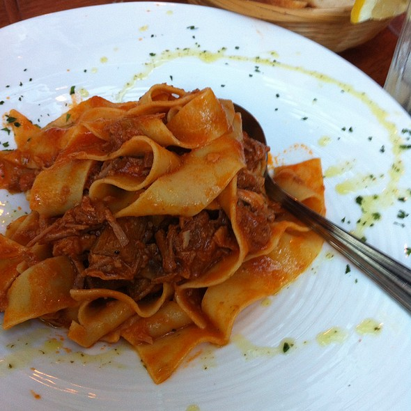 Pappardelle Rosse - Robba da Matti (Yaletown), Vancouver, BC