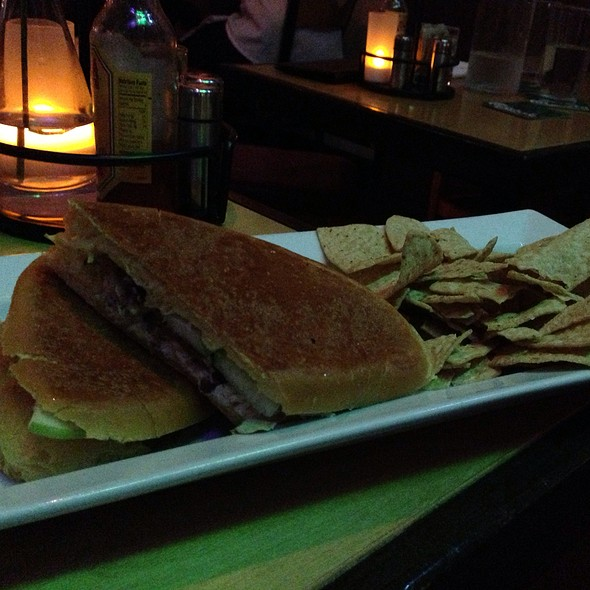 Bird and Pig Sandwich @ The Bricks Of Ybor