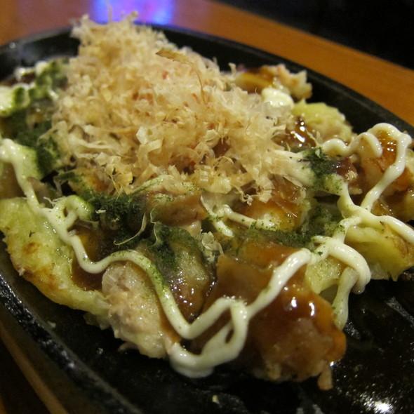Okonomiyaki @ GOKAKU Restaurant