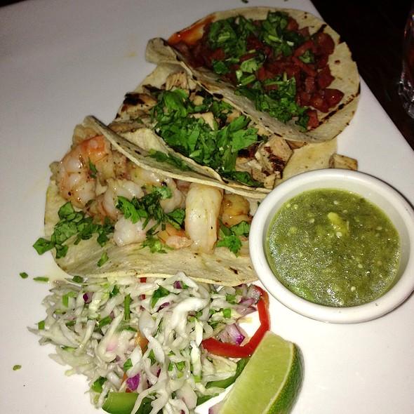 Assorted Tacos - Esperanto Restaurant, New York, NY