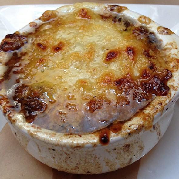French Onion Soup - Bistro 29, Santa Rosa, CA