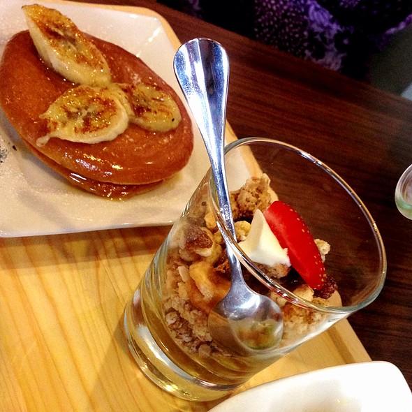 Breakfast Plate @ Mr. & Ms. Cafe