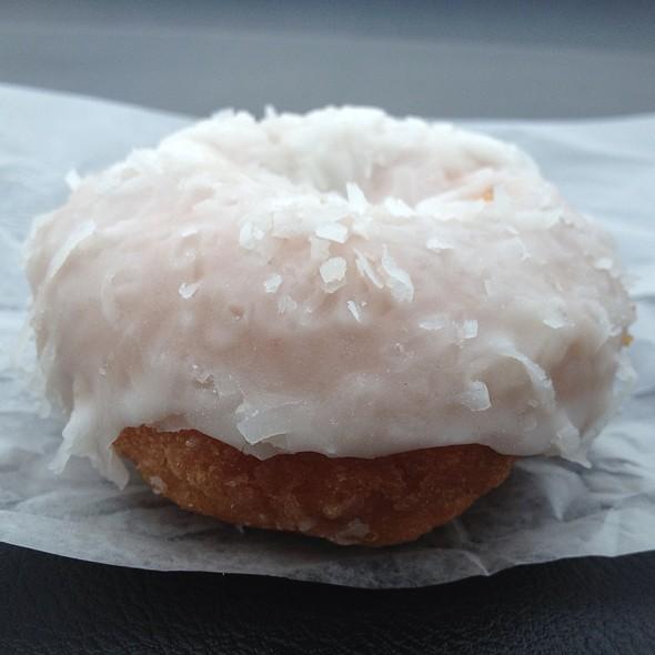 Coconut Donut @ Better-Maid Donut Co