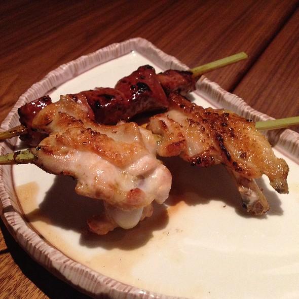 Chicken @ Ootoya