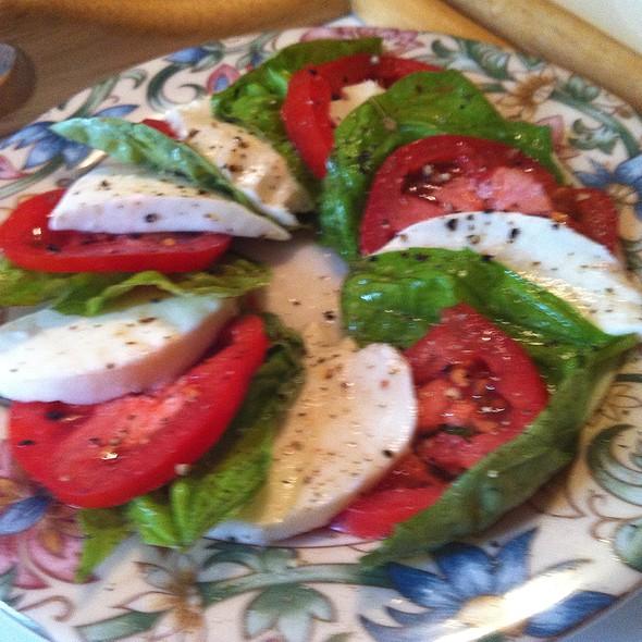 Caprese Salad @ Home