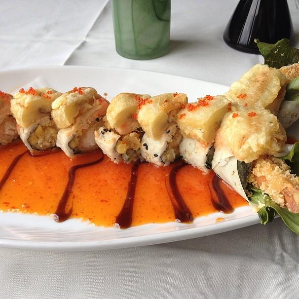 Imperial Koi Roll - Imperial Koi Asian Bistro Sushi Bar, Greensboro, NC
