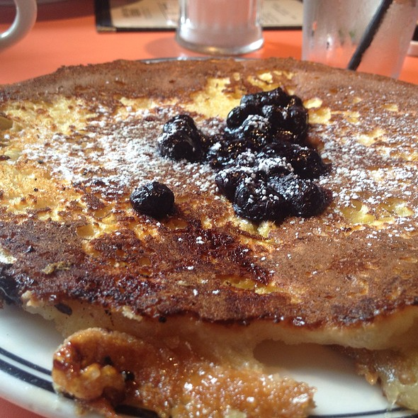 Glazed Donut French Toast @ Uptown Cafeteria and Support Group