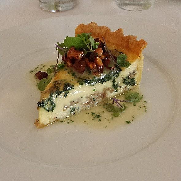Quiche @ Story Restaurant