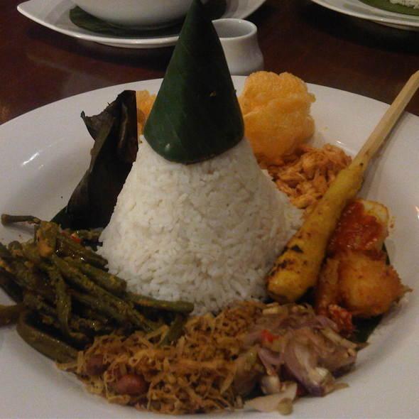Nasi Campur Bali @ Le Seminyak