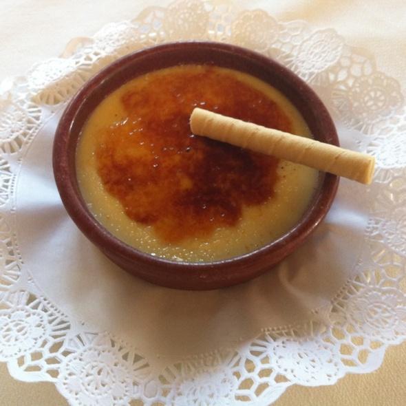 Crema Catalana @ Sol-Ric