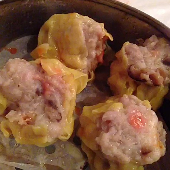 Steamed Shrimp & Pork Dumplings
