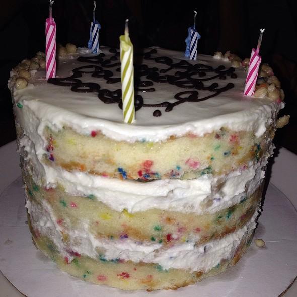Birthday cake @ Momofuku Milk Bar
