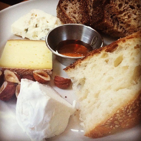 Cheese Plate @ Bar Agricole