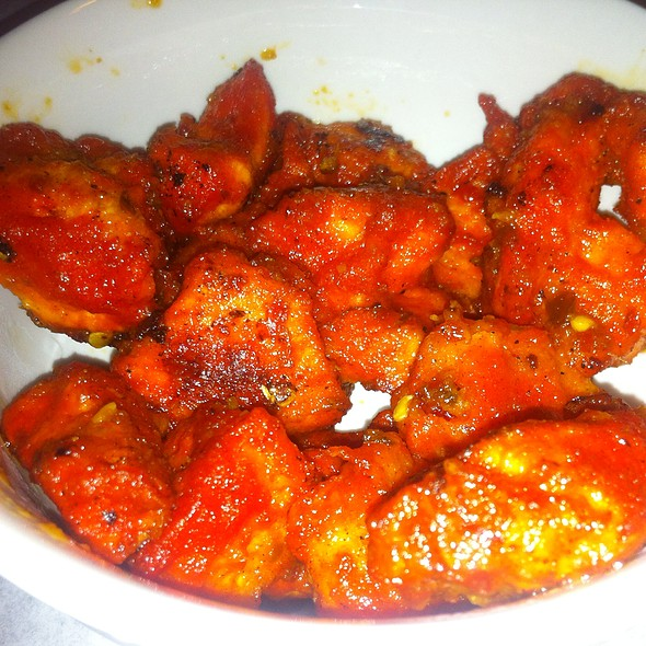 Chicken 65 @ Taj Indian Cuisine