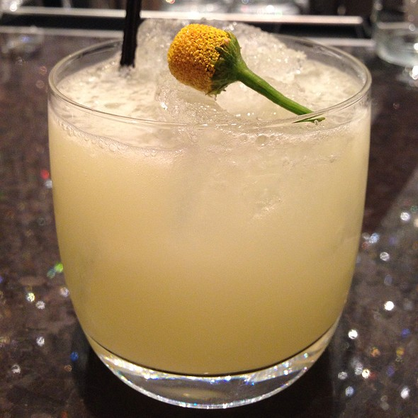 The Verbena @ The Chandelier Bar at The Cosmopolitan of Las Vegas