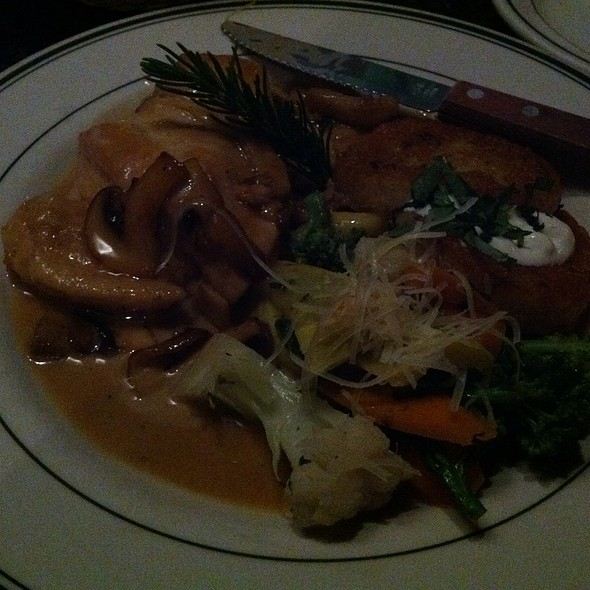 Chicken Marsala - Roy, Santa Barbara, CA