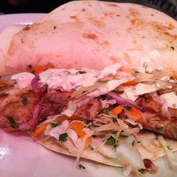 fish tacos @ Magnolia Cafe