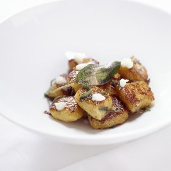 Sweet Potato Gnocchi - Tulio