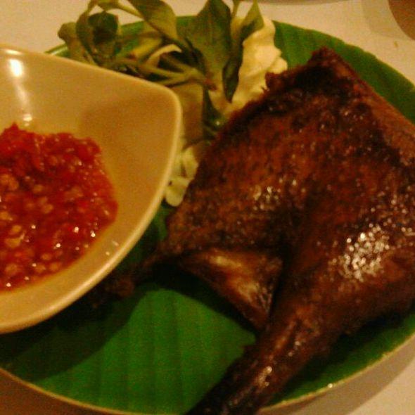 Bebek Goreng H. Slamet @ Resep Masakan