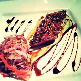 Seared Ahi Tuna - Spencer's for Steaks and Chops - Omaha, Omaha, NE