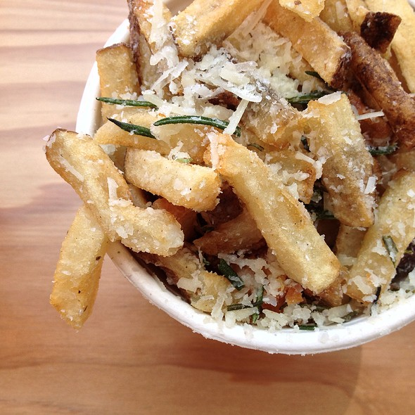 Lardo Fries @ Lardo West