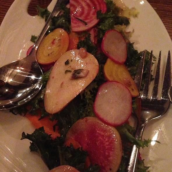 """""""Endive"""" Salad - Davanti Enoteca - River North, Chicago, IL"""