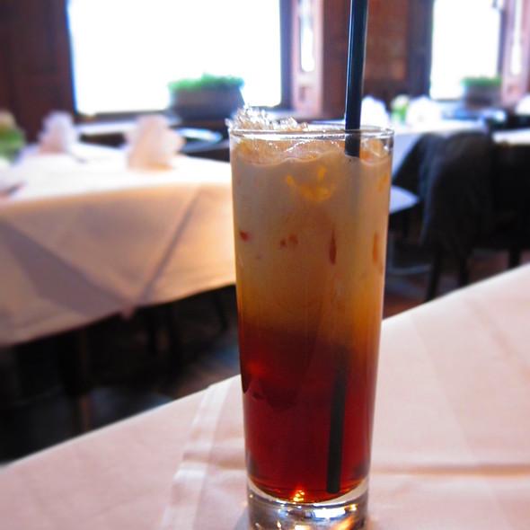Thai Iced Tea @ Rama V