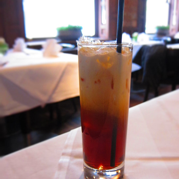 Thai Iced Tea @ Rama V