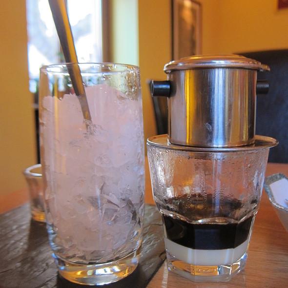 Cafe Sua Da @ Quan Van