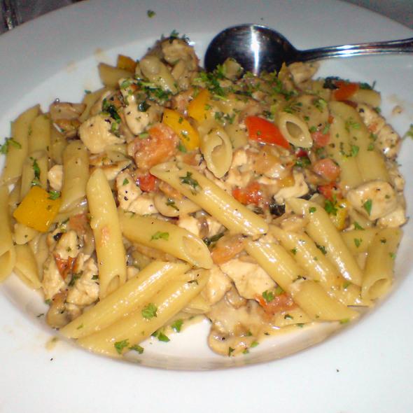 Penne Pasta @ Cafe Brioche