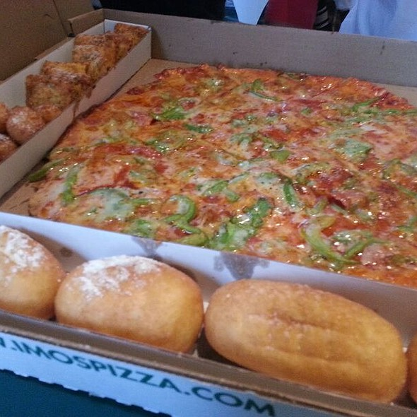 Imos Lunch Box @ Imo's Pizza: West