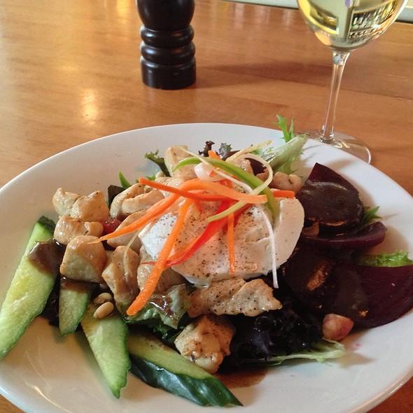 Goat Cheese Salad - Cafe Carlo, Winnipeg, MB