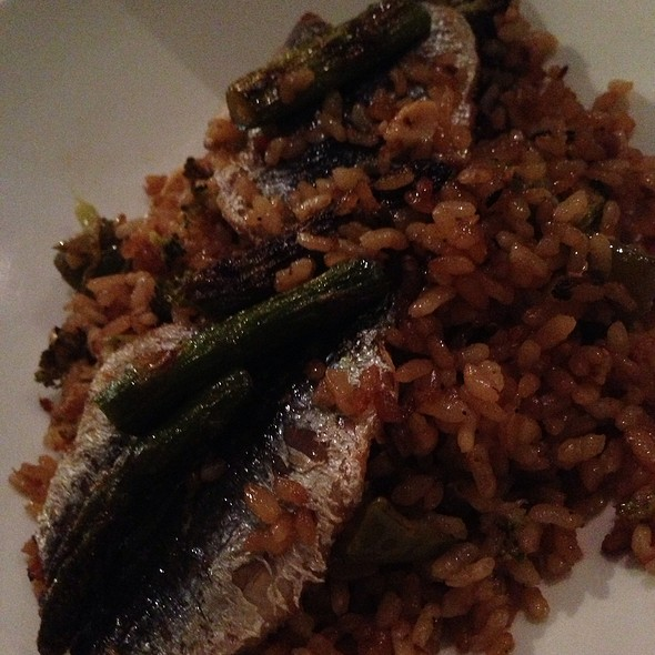 Fried Rice With Sardines @ Piratas