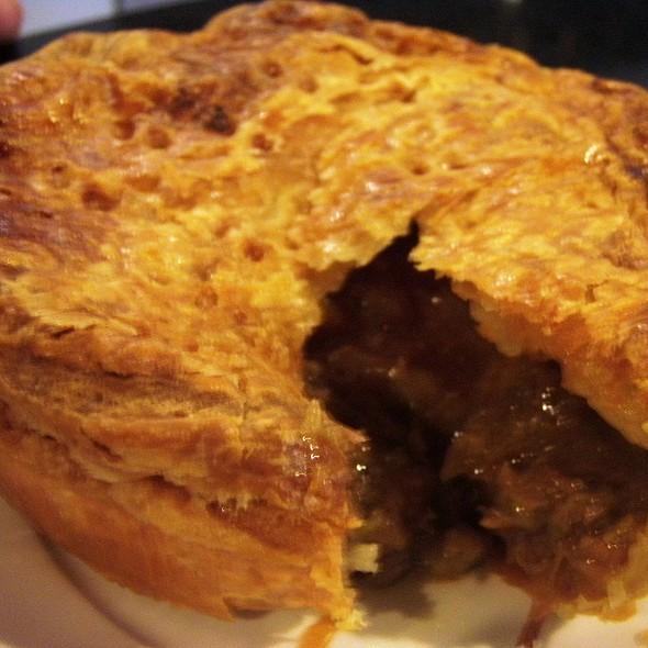 Wagyu Beef Pie