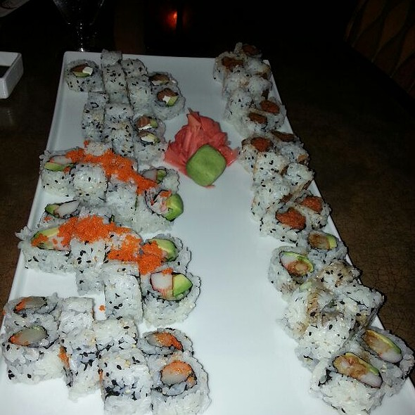 Makis - Enso Asian Bistro & Sushi Bar, Charlotte, NC