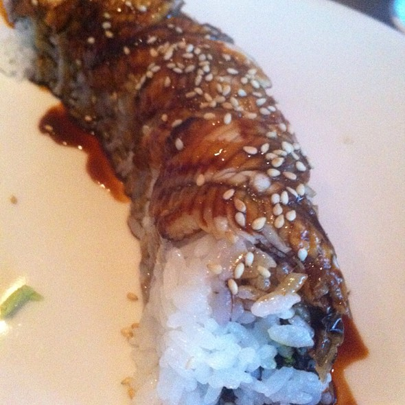 Fbi Sushi Roll @ Sushi Zushi of the Domain