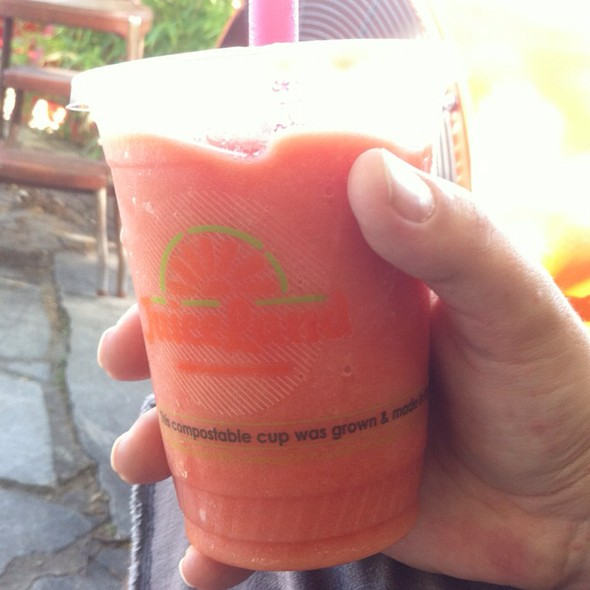 The Hydrator Smoothie @ JuiceLand